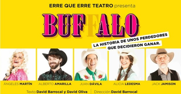 CARTEL DE BUFFALO